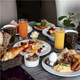 Best Breakfast in Sheraton Stockholm